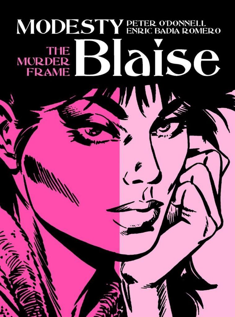 Modesty Blaise: The Murder Frame