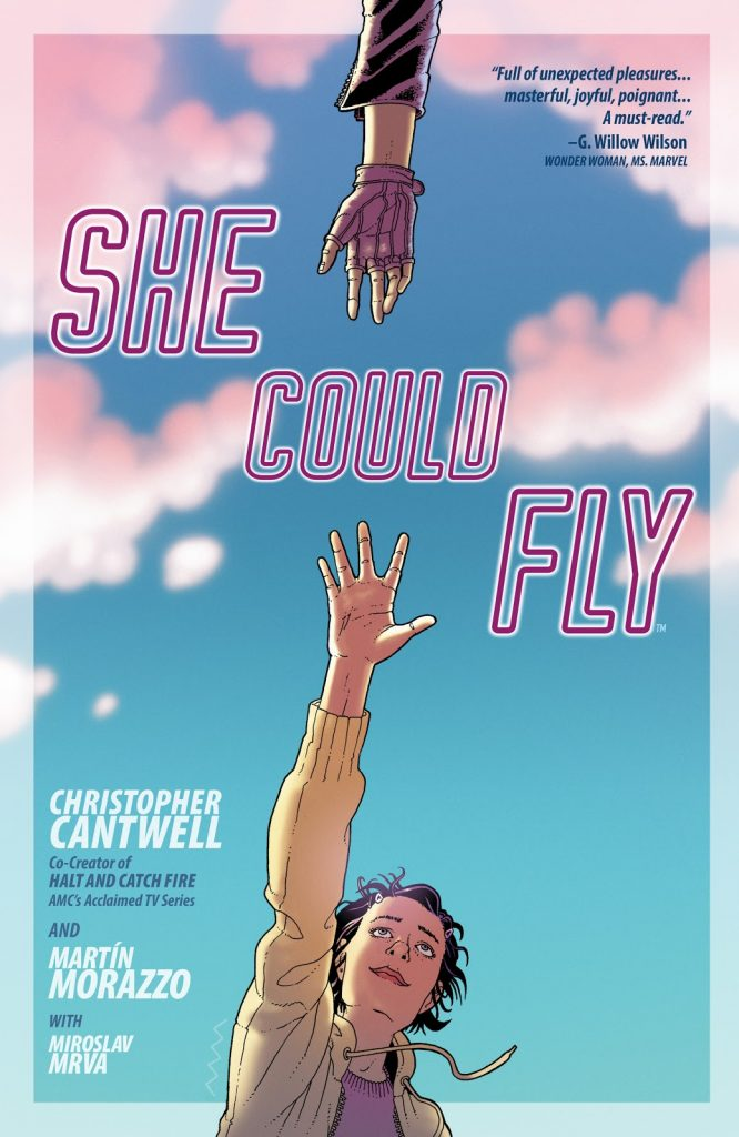 She Could Fly: Obsessive Propulsion