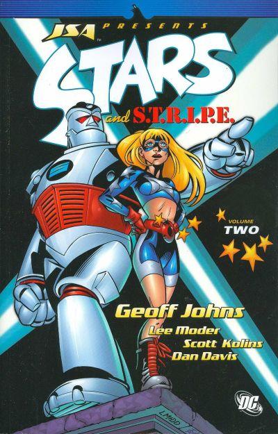 JSA Presents Stars and S.T.R.I.P.E. Volume Two