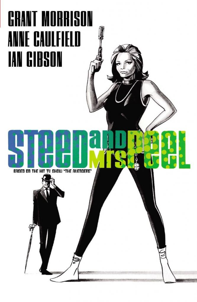 Steed and Mrs Peel: The Golden Game