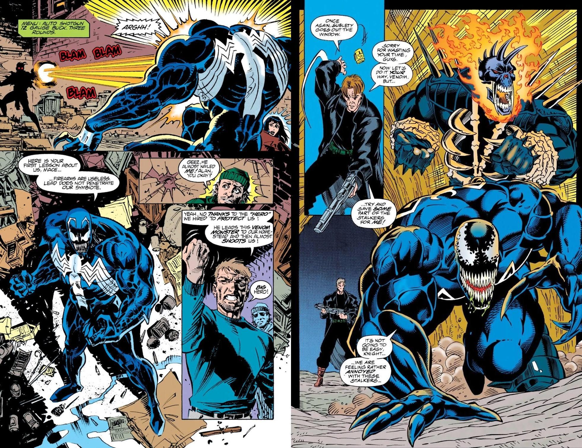 Venom Separation Anxiety review